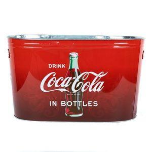 Coca-Cola Large Party Beverage Ice Tub